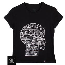 Футболки SIL′wear
