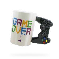 3 чашки «Game Over» от магазина Shopogolik Dream